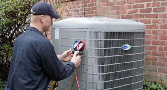 HVAC Unit Repair